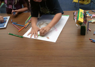 Where the Wild Things Are- art projects related to childrens literature- elementary students read childrens books, then create crafts based off of these books