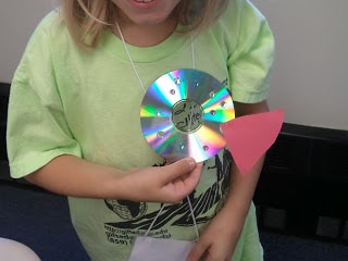 Rainbow Fish- art projects related to childrens literature- elementary students read childrens books, then create crafts based off of these books