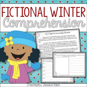 Fictional winter comprehension
