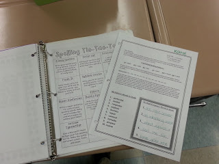 O.W.L. Binder Assembly (organized while learning)- help keep your students organized with these OWL binders