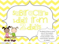 Math activity for primary students