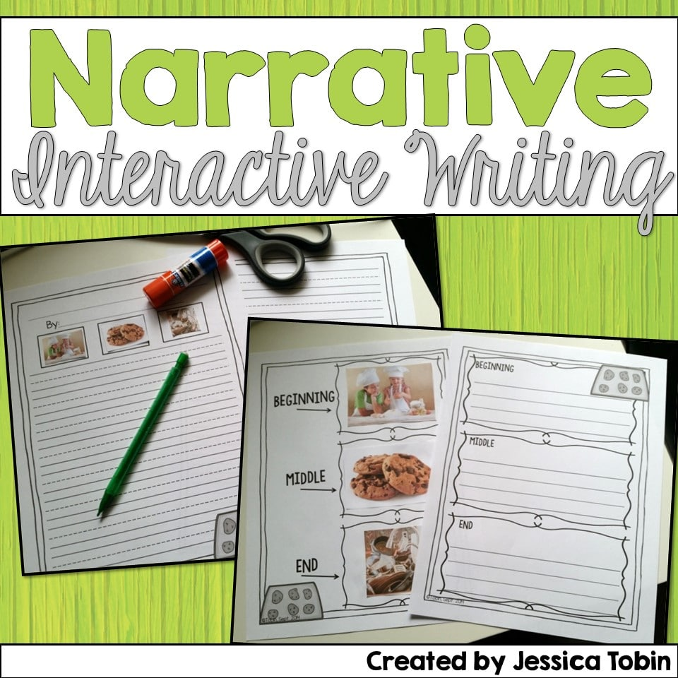 Narrative writing in the elementary classroom