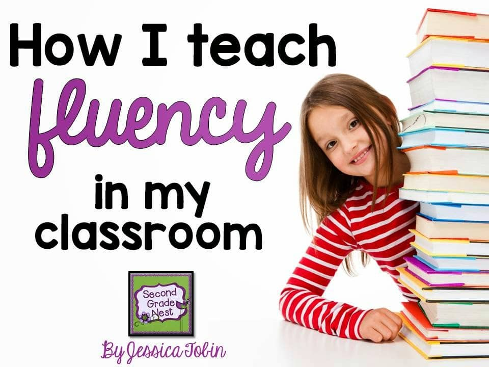 Fluency Activities and organization in the classroom- how to set up and work out fluency in the primary classroom