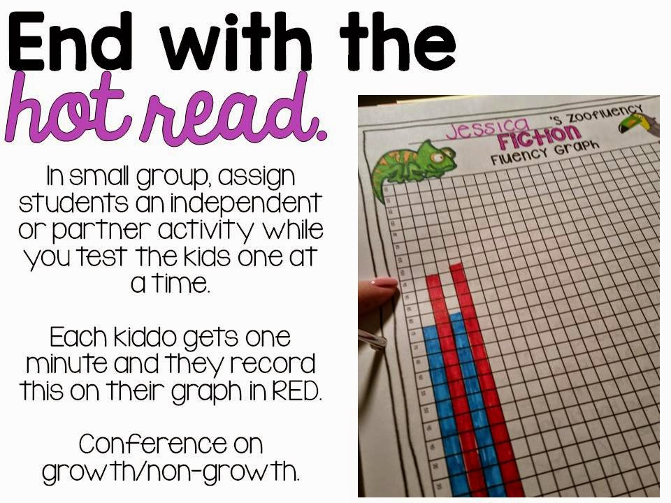 Small group idea with a hot read.
