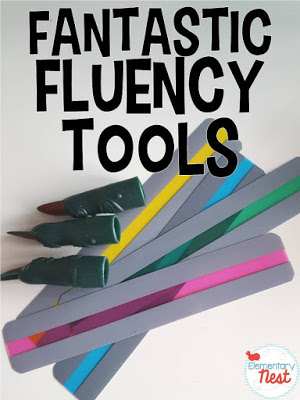 Fantastic Fluency Tools for the primary classroom.
