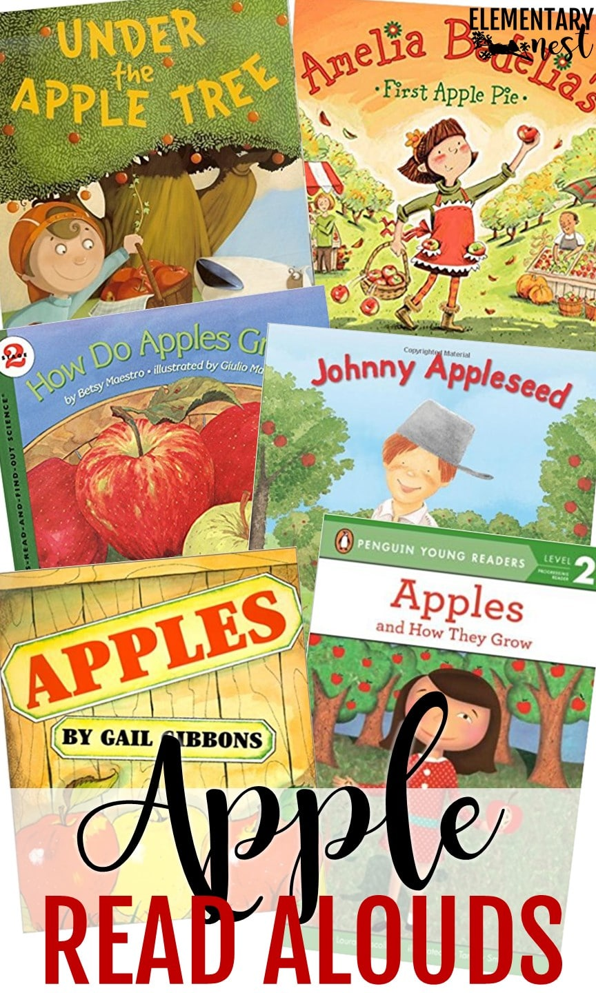 Fiction and nonfiction September read alouds- fun books to read during September.