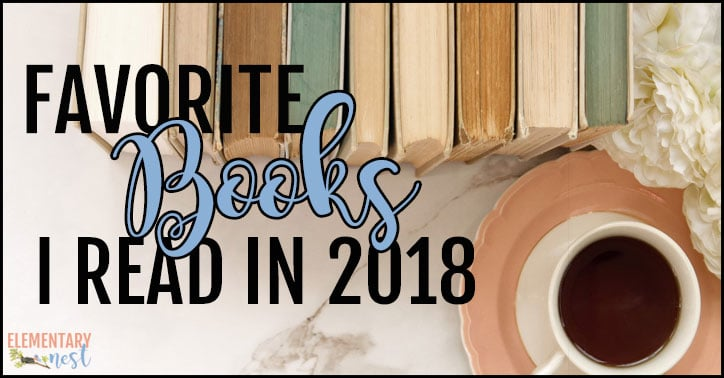 Favorite reads from 2018