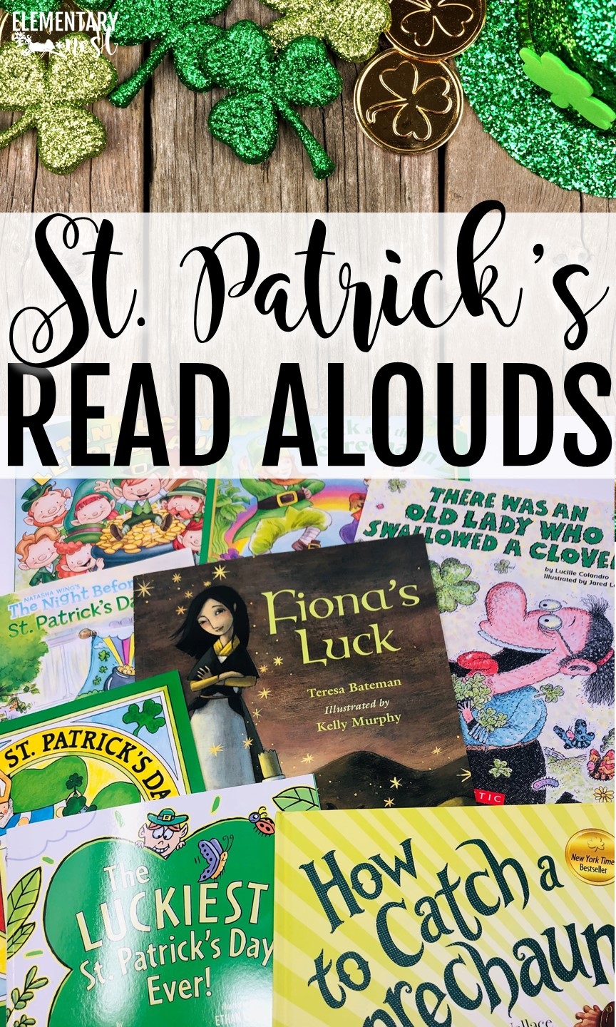 Read Alouds and stories for elementary teachers.