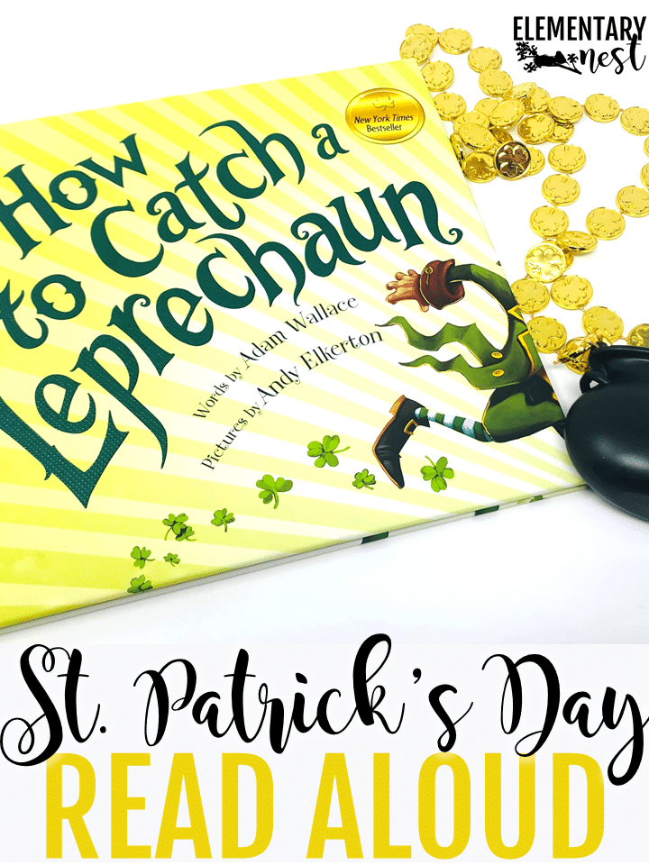 How to Catch a Leprechaun St. Patrick's Day Read Aloud.