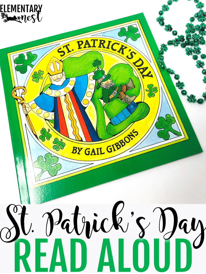 St. Patrick's Day Read Alouds and stories for elementary teachers.