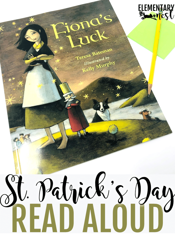 Fiona's Luck St. Patrick's Day Read Aloud.