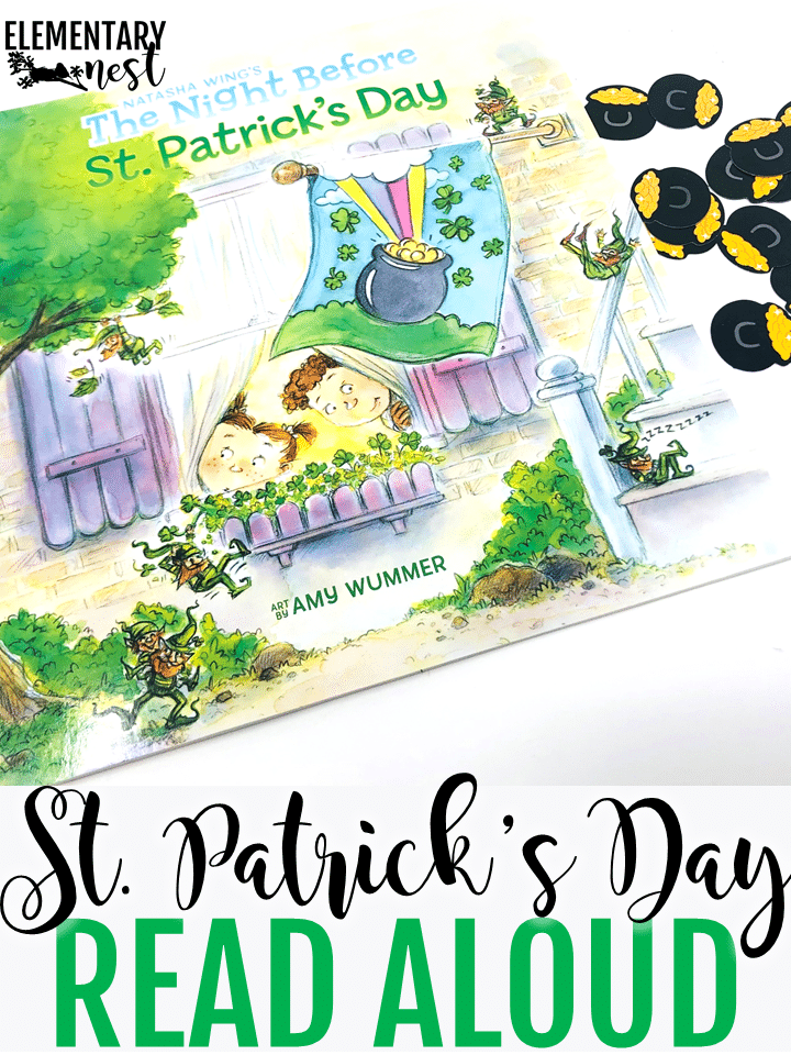 The Night Before St. Patrick's Day St. Patrick's Day Read Aloud.