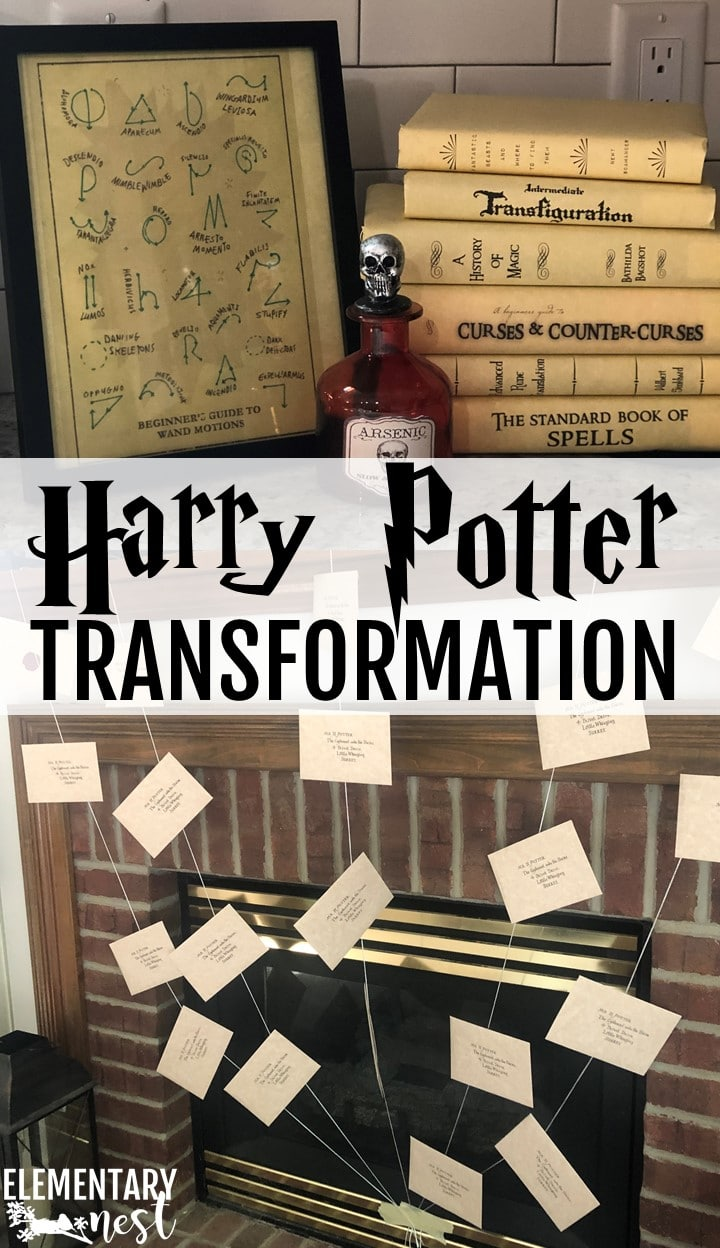 If you're hosting a Harry Potter themed party, this blog posts have all the ideas you need for Harry Potter food, Harry Potter snacks, and Harry Potter party decor.