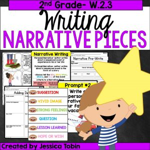 2nd narrative writing pieces.