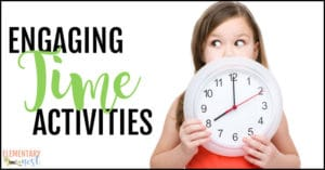 Engaging time activities