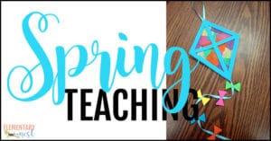 Spring teaching