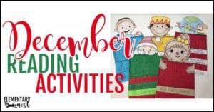 December reading activities