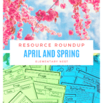 April and Spring Activities