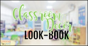 Classroom decor lookbook