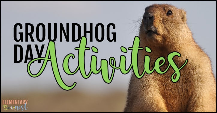 Groundhog Day activities for kids.