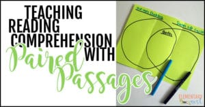 How to use paired passages
