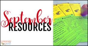 September resources