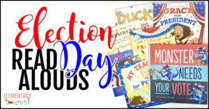 Election day read alouds