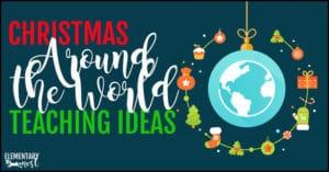 Christmas Around the World Teaching Ideas