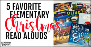 5 favorite Christmas read alouds