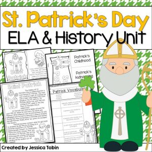 St. Patrick's Day history unit.