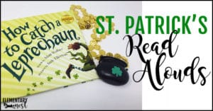 St. Patrick's read alouds