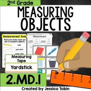 2.MD.1 Measuring Objects with Appropriate Tools