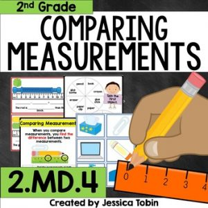 2.MD.4 Comparing Measurements and Lengths