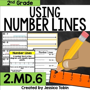 2.MD.6 Number Lines and Open Number Lines