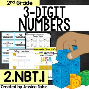 2.NBT.1 3-Digit Numbers and Place Value
