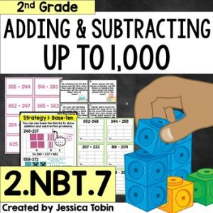 2.NBT.7 Add and Subtract Within 1,000