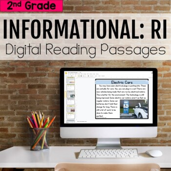 2nd Grade RI Informational Digital Passages