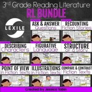 3rd Grade Reading Literature Bundle