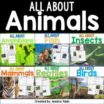 Animals Nonfiction Bundle