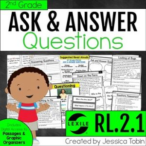 RL.2.1 Ask and Answer Questions