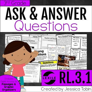 RL.3.1 Ask and Answer Questions