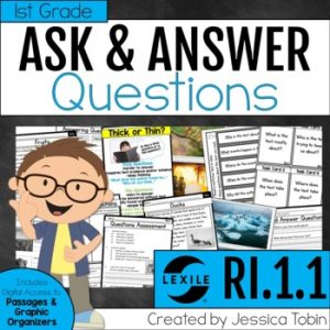 RI.1.1 Ask and Answer Questions