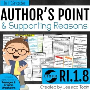 RI.1.8 Author's Point and Reasons