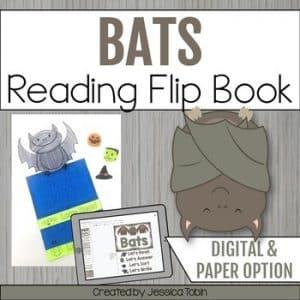Bats Flip Book