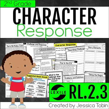 RL.2.3 Character Response to Challenges and Events