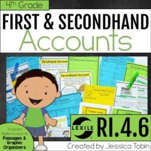 RI.4.6 Compare and Contrast Accounts