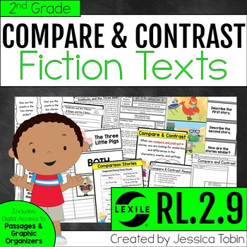 RL.2.9 Compare and Contrast Fiction Texts
