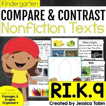 RI.K.9 Compare and Contrast Nonfiction Texts