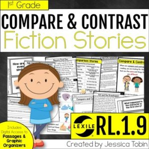 RL.1.9 Compare and Contrast Two Stories