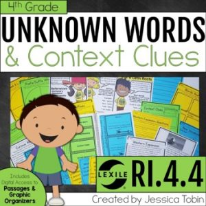 RI.4.4 Context Clues and Unknown Words